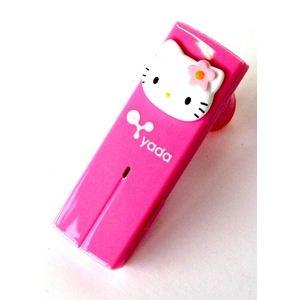 Hello Kitty(ハローキティ) ヘッドセット ハンズフリーイヤフォン&マイクセット