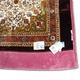マイナスイオン温泉毛布KW21021ジェニファーサイズ140x200cm ワイン - 縮小画像3