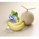温室クラウンマスクメロンx2個入り(静岡産) - 縮小画像1