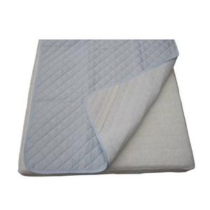 冷感コールド敷きパッド氷結シリーズ コールドパッド ダブルサイズ ブルー