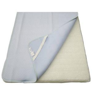 冷感コールド敷きパッド氷結シリーズ プレミアムコールドパッド スモールサイズ ブルー
