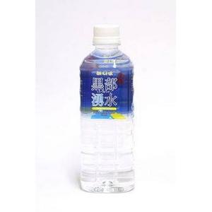 ミネラルウォーター 黒部湧水 500ミリ 24本セット 【軟水】