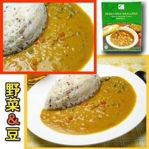 インドカレー4種類お試しセット(チャナ、キーマ、野菜&豆、チキン&ポテト)、レトルトカレーセット
