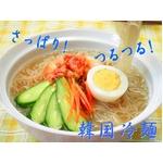 韓国冷麺(スラサン生冷麺希釈タイプ)1食X10