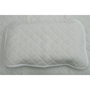 冷感コールド敷きパッド氷結シリーズ ロイヤルコールド枕パッド アイボリー 30x50cm