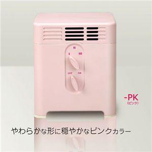 空気清浄器 Les Des(レデ) ピンク - 拡大画像