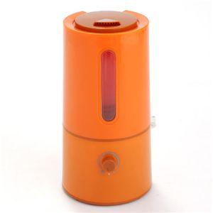プリズメイトアロマ超音波式加湿器 Ms.ミスト オレンジ