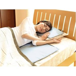朝までぐっすりジェル枕☆ - 拡大画像