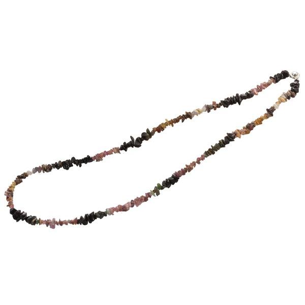 トルマリンマルチカラーネックレス (60cm)f00