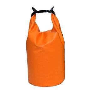 バック型マルチバケツ(オレンジ) - 拡大画像