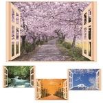 お風呂のポスター(日本の四季) 4枚セット