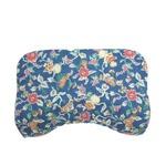 低反発枕/ピロー 【肩フィット】 洗えるカバー付き(フラワーガーデン)