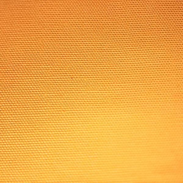 バテイ型 シートクッション/座布団 【イエロー】 厚み6cm 紐付き 洗える 日本製