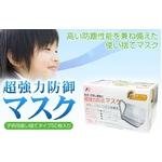 小さめサイズ!女性・子供用にもぴったりの使い捨てマスク1ケース(40箱 2000枚) PM1S