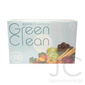 食品用洗剤 グリーンクリーン 50包 - 拡大画像