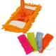 マイクロファイバー フロアスペアモップ オレンジ - 縮小画像1