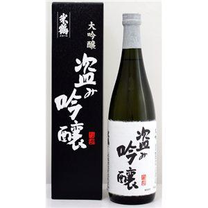 米鶴(よねづる) 盗み吟醸 大吟醸 720ml - 拡大画像