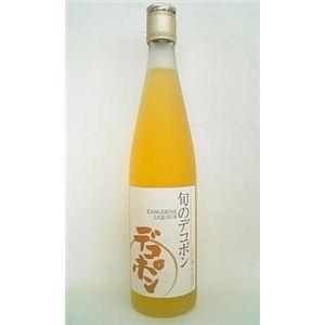球磨常楽 リキュール 旬のデコポン酒 500ml - 拡大画像