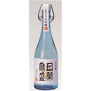 日栄 歳盛 大吟醸酒 720ml瓶(限定品) - 拡大画像