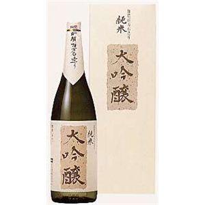 日栄 純米大吟醸 1800ml瓶 - 拡大画像