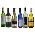 ワールドワイン 白ワイン 厳選6本セット(750ml×6種類)