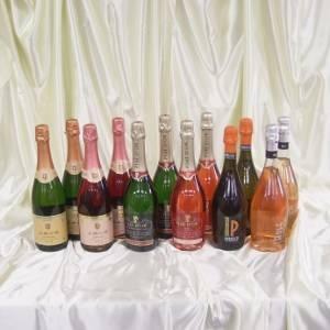 世界のお手頃スパークリングワイン 12本セット - 拡大画像