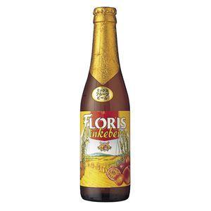 フローリス ミックスフルーツ 瓶 (発泡酒) 330ml×24本入り - 拡大画像