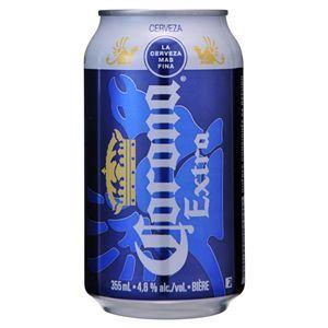 コロナ エキストラ 缶 (輸入ビール) 355ml×24本入り - 拡大画像