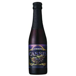 リンデマン カシス 瓶 (発泡酒) 250ml×24本入り - 拡大画像