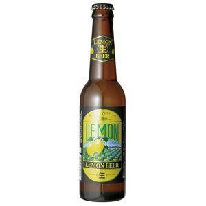レモンビール 瓶 (発泡酒) 330ml×24本入り【3セット 計72本】 - 拡大画像