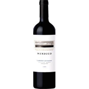アルゼンチン産 赤ワイン メンドゥコ カベルネ ソーヴィニヨン 750ml (12本入) - 拡大画像