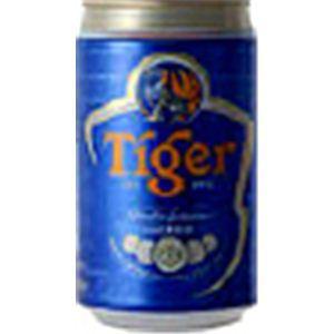 シンガポール産ビール タイガー 缶 330ml×24本 - 拡大画像