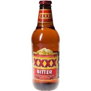 オーストラリア産ビール フォーエックス 瓶 375ml×24本 - 拡大画像