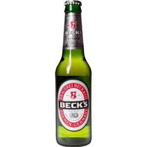 ドイツ産ビール ベックス 瓶 330ml×24本 - 拡大画像