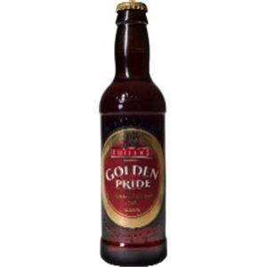 イギリス産ビール フラーズ ゴールデン プライド 瓶 330ml×24本 - 拡大画像