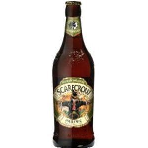 イギリス産ビール スケアクロー 瓶 500ml×12本 - 拡大画像