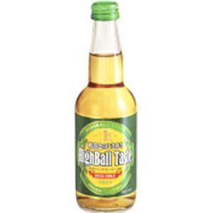 宝積飲料 プリオ 琥珀色のときめき HighBall Taste (ハイボールテイスト) 330ml瓶×24本 (ノンアルコール) - 拡大画像