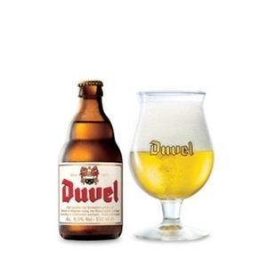 ベルギー産ビール E6 モルガット デュベル 330ml×12本 - 拡大画像