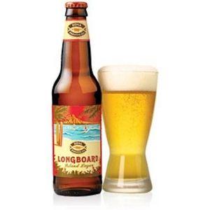 ロングボード ラガー(輸入ビール) 355ml瓶 - 拡大画像