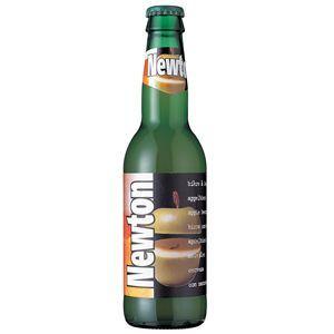 ニュートン (青りんごビール) (発泡酒) 330ml×24本入り - 拡大画像