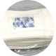 3層サージカルマスク「BLOCK」50枚入り レギュラーサイズ カラー:ホワイト(三層不織布) - 縮小画像2