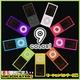 【電丸】2.2インチ薄型充電式 MP3/MP4/WMVプレーヤー 4GB typeD シルバー (第5世代カメラ付) - 縮小画像4