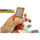 【電丸】2.2インチ薄型充電式 MP3/MP4/WMVプレーヤー 4GB typeD イエロー (第5世代カメラ付) - 縮小画像2