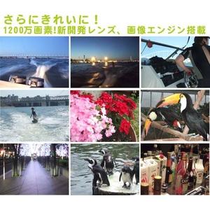 防水水中カメラ内蔵 腕時計型ビデオカメラ ダイバーカメラ 防水30m HD画質