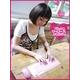 姫系ピンク色の日本語USBソフトキーボード+マウスSET 写真6