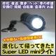 【電丸】【すぐに使える電池つき】Super LED miniライト 超高輝度フラッシュライト