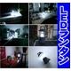 【電丸】おしゃれな防災LEDランタン 明るい11灯ライト乾電池式 & ソーラー LED3灯フラッシュライト セット - 縮小画像4