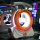 【電丸】充電式扇風機白くまの風 LEDライト付 【オレンジ】(乾電池不要) - 縮小画像4