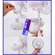 【電丸】乾電池&USB 2WAY電源の扇風機 白くまの風スイング - 縮小画像6