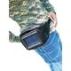 ウエスト&ショルダーソーラーチャージャーマルチポーチ 電池内蔵で手軽に使える携帯充電器ポーチ 太陽光による充電/発電 - 縮小画像2
